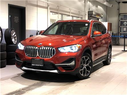 2021 BMW X1 xDrive28i (Stk: 21054) in Kingston - Image 1 of 16
