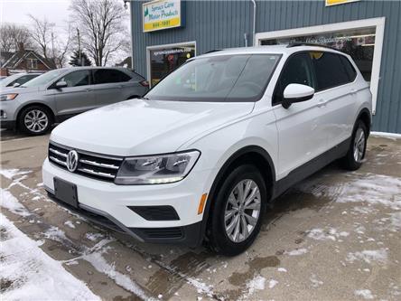2019 Volkswagen Tiguan Trendline (Stk: 14264) in Belmont - Image 1 of 20