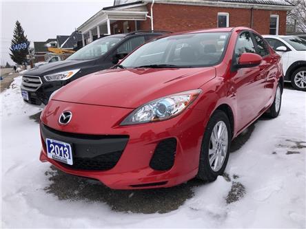 2013 Mazda Mazda3 GS-SKY (Stk: 06110) in Belmont - Image 1 of 19