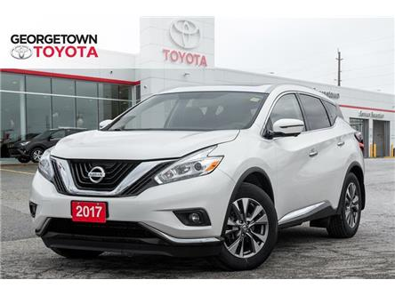 2017 Nissan Murano SL (Stk: 17-27920GT) in Georgetown - Image 1 of 21