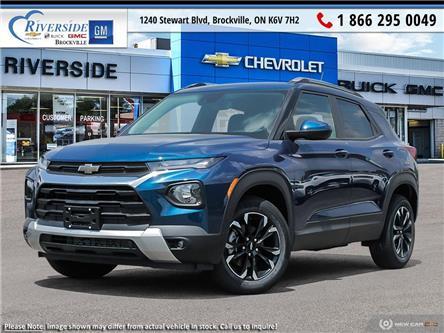 2021 Chevrolet TrailBlazer LT (Stk: 21-143) in Brockville - Image 1 of 23