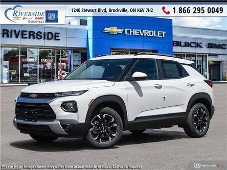 2021 Chevrolet TrailBlazer LT (Stk: 21-144) in Brockville - Image 1 of 23