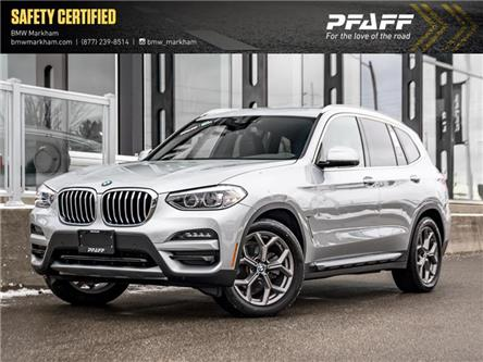 2021 BMW X3 xDrive30i (Stk: U13903) in Markham - Image 1 of 22