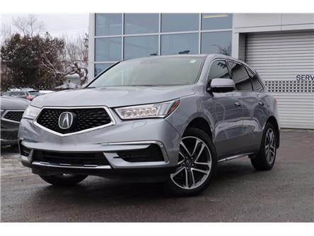 2017 Acura MDX Technology Package (Stk: 18841A) in Ottawa - Image 1 of 27
