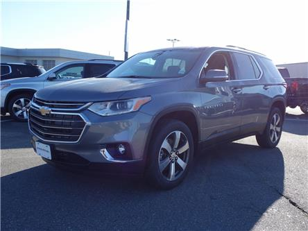 2021 Chevrolet Traverse LT True North (Stk: 1203000) in Langley City - Image 1 of 6