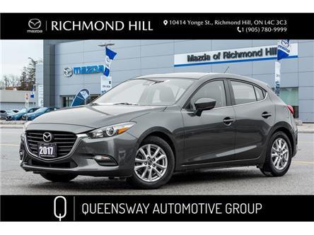 2017 Mazda Mazda3 Sport GS (Stk: 21-230A) in Richmond Hill - Image 1 of 20