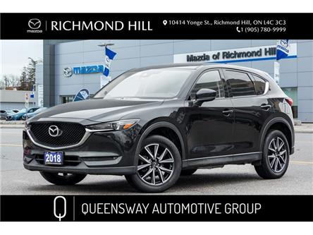 2018 Mazda CX-5 GT (Stk: P0578) in Richmond Hill - Image 1 of 22