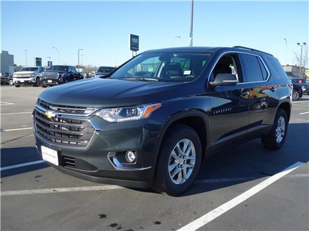 2021 Chevrolet Traverse LT Cloth (Stk: 1203100) in Langley City - Image 1 of 6