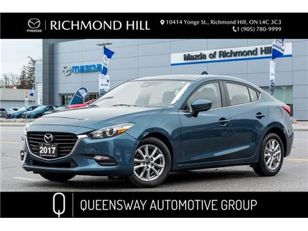 2017 Mazda Mazda3 GS (Stk: P0584) in Richmond Hill - Image 1 of 20