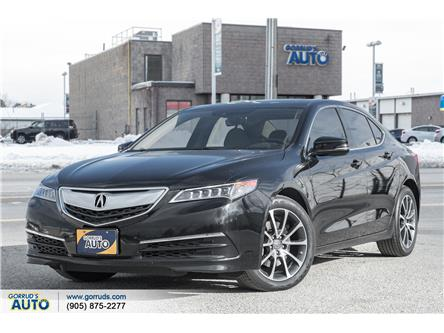 2017 Acura TLX Base (Stk: 800437) in Milton - Image 1 of 23