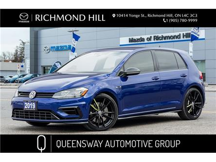 2019 Volkswagen Golf R 2.0 TSI (Stk: P0588) in Richmond Hill - Image 1 of 22