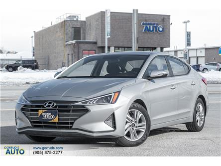 2020 Hyundai Elantra Preferred (Stk: 002797) in Milton - Image 1 of 19