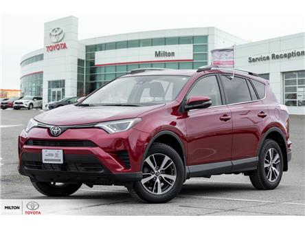 2018 Toyota RAV4 LE (Stk: 794987) in Milton - Image 1 of 21