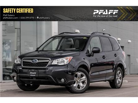 2015 Subaru Forester 2.5i Touring Package (Stk: S00805A) in Guelph - Image 1 of 22