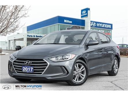 2017 Hyundai Elantra GL (Stk: 190184A ) in Milton - Image 1 of 19