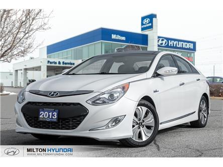 2013 Hyundai Sonata Hybrid Limited (Stk: 069934B) in Milton - Image 1 of 21