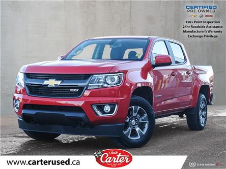 2020 Chevrolet Colorado Z71 (Stk: 109825U) in Calgary - Image 1 of 28
