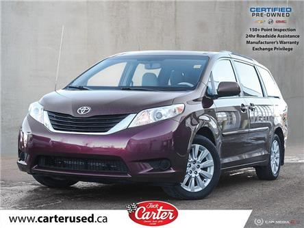 2014 Toyota Sienna LE (Stk: 88195U) in Calgary - Image 1 of 28