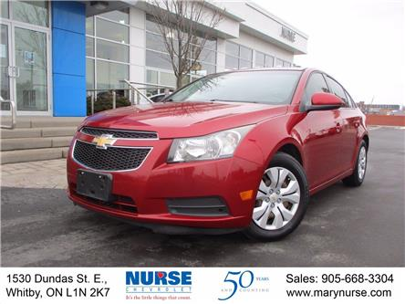 2012 Chevrolet Cruze LT Turbo (Stk: 10X462A) in Whitby - Image 1 of 21