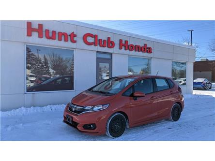 2018 Honda Fit Sport (Stk: 7798A) in Gloucester - Image 1 of 24