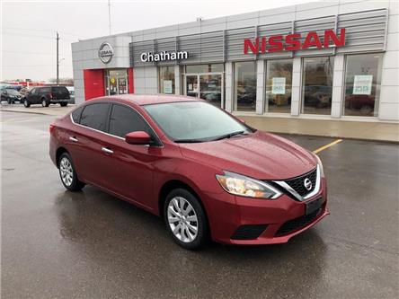 2019 Nissan Sentra  (Stk: T2336A) in Chatham - Image 1 of 19