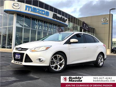 2012 Ford Focus SEL (Stk: P3673A) in Oakville - Image 1 of 20