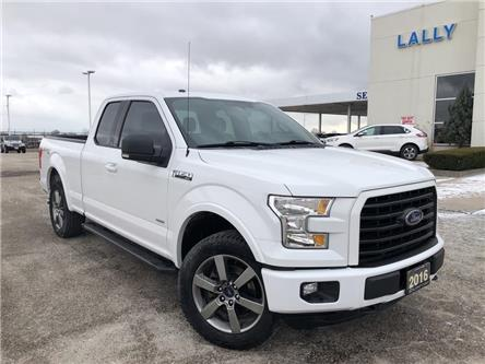 2016 Ford F-150  (Stk: S6864A) in Leamington - Image 1 of 25