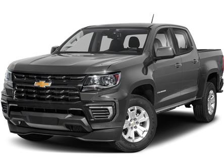 2021 Chevrolet Colorado Z71 (Stk: F-ZGZFFX) in Oshawa - Image 1 of 5