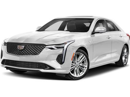 2021 Cadillac CT4 V-Series (Stk: F-ZGNZ0W) in Oshawa - Image 1 of 5