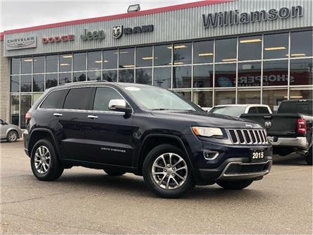 2015 Jeep Grand Cherokee Limited (Stk: W6511) in Uxbridge - Image 1 of 21
