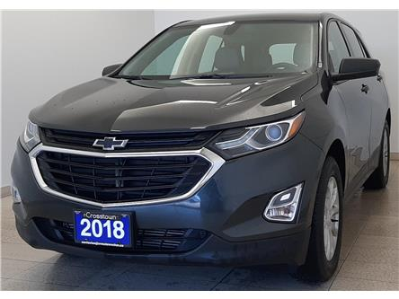 2018 Chevrolet Equinox LS (Stk: 11751A) in Sudbury - Image 1 of 13