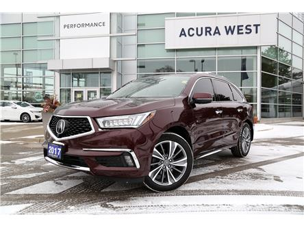 2017 Acura MDX Elite Package (Stk: 7362A) in London - Image 1 of 29