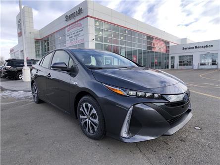 2021 Toyota Prius Prime Base (Stk: 210266) in Calgary - Image 1 of 11