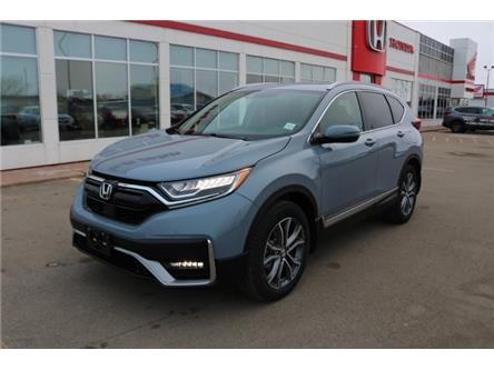 2021 Honda CR-V Touring (Stk: 21017) in Fort St. John - Image 1 of 29