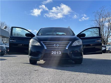 2013 Nissan Sentra 1.8 SV (Stk: 21-002) in Ajax - Image 1 of 12