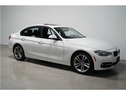2017 BMW 320i xDrive (Stk: U45269) in Vaughan - Image 1 of 27