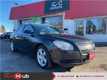 2011 Chevrolet Malibu LS (Stk: ) in Cobourg - Image 1 of 18