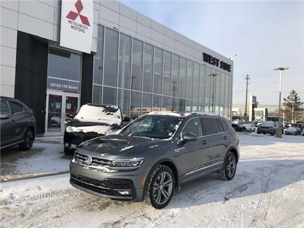 2018 Volkswagen Tiguan Highline (Stk: 22794A) in Edmonton - Image 1 of 10