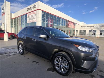 2019 Toyota RAV4 Limited (Stk: 9306A) in Calgary - Image 1 of 24