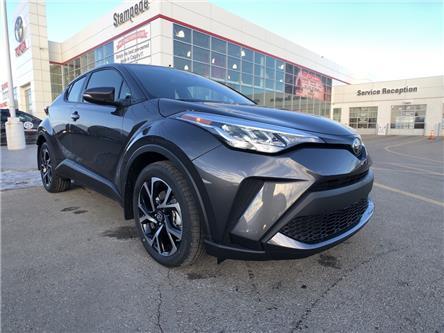 2021 Toyota C-HR XLE Premium (Stk: 210195) in Calgary - Image 1 of 13