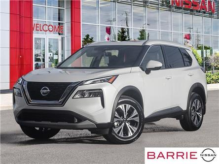 2021 Nissan Rogue SV (Stk: 21037) in Barrie - Image 1 of 23