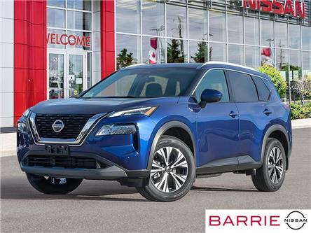 2021 Nissan Rogue SV (Stk: 21028) in Barrie - Image 1 of 23