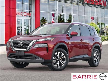 2021 Nissan Rogue SV (Stk: 21027) in Barrie - Image 1 of 23