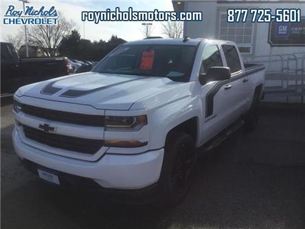 2018 Chevrolet Silverado 1500 Silverado Custom (Stk: X197A) in Courtice - Image 1 of 13