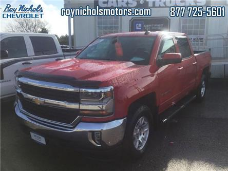 2018 Chevrolet Silverado 1500 LT (Stk: X207A) in Courtice - Image 1 of 13