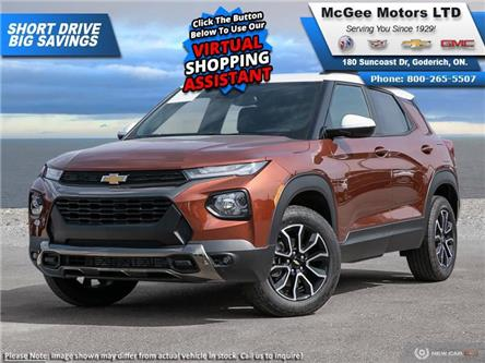 2021 Chevrolet TrailBlazer ACTIV (Stk: 084555) in Goderich - Image 1 of 20