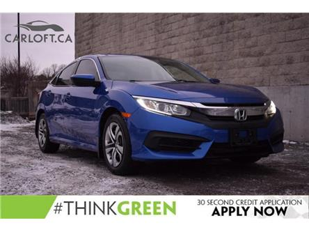 2016 Honda Civic LX (Stk: B6646A) in Kingston - Image 1 of 20