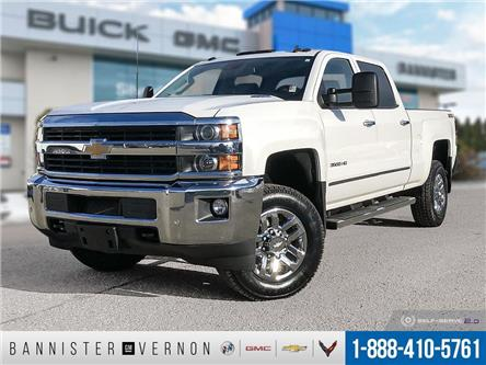 2015 Chevrolet Silverado 3500HD LTZ (Stk: P20148A) in Vernon - Image 1 of 26