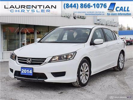 2014 Honda Accord LX (Stk: 21113A) in Sudbury - Image 1 of 27