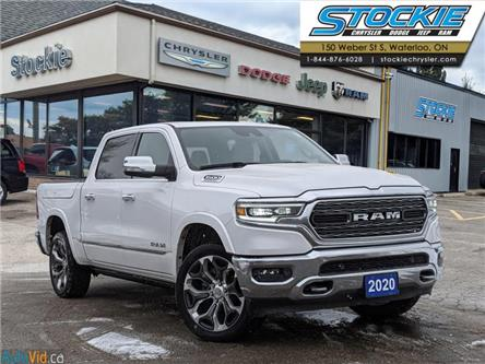 2020 RAM 1500 Limited (Stk: 35781) in Waterloo - Image 1 of 30